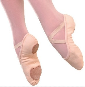 So Danca SD16 Stretch Canvas Ballet Shoes