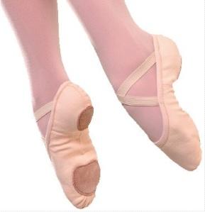 So Danca SD16 Stretch Canvas Ballet Shoes
